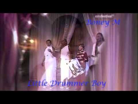 Boney M – Little Drummer Boy