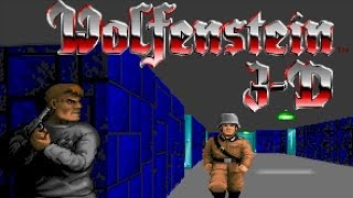 Retro Review - Wolfenstein 3D & Spear of Destiny