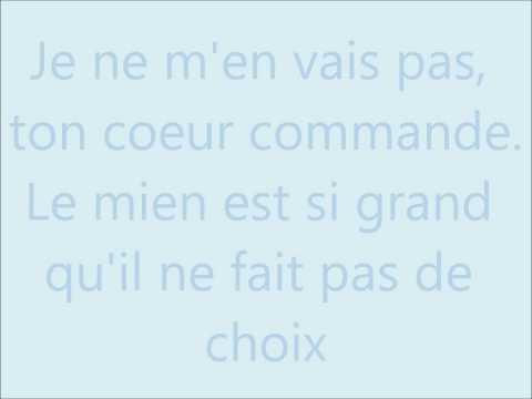 Garou - Le Sucre Et Le Sel