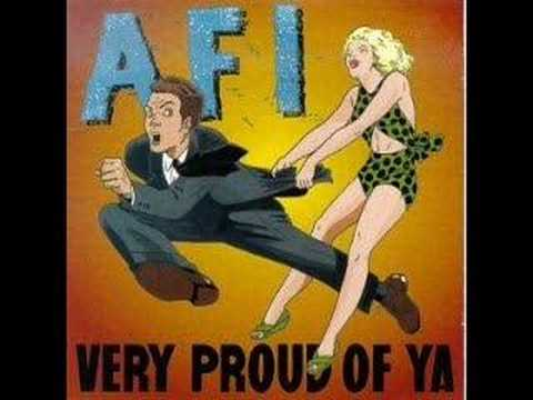 AFI - Who Said You Could Touch Me Anyway