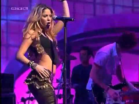 Shakira - Whenever Wherever - Bravo Supershow 2002