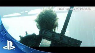 PlayStation Experience 2015: Final Fantasy VII Remake Conversation | PS4