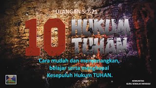 download lagu 10 Hukum Tuhan gratis
