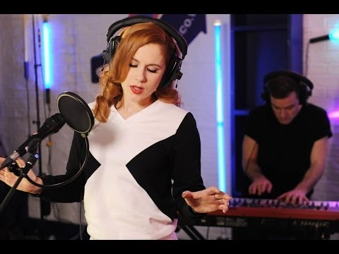 Katy B Performs #kisstory Anthem 'flowers' video