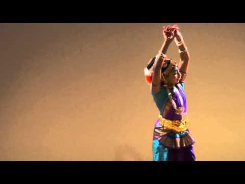 Bharatanatyam-thodayam: Ashina Jayan At Tedxfridleypublicschools video