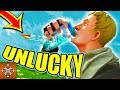 5 Unluckiest FORTNITE Players On The Internet (And 5 Who Couldn't Be More Lucky!)