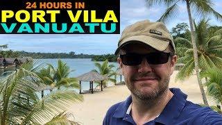 A Tourist's Guide to Port Vila, Vanuatu 2018