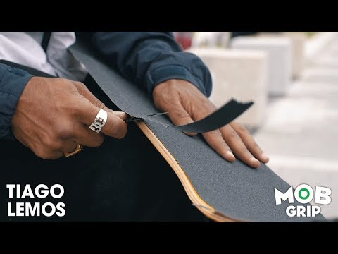 Tiago Lemos: The Grippiest | MOB Grip