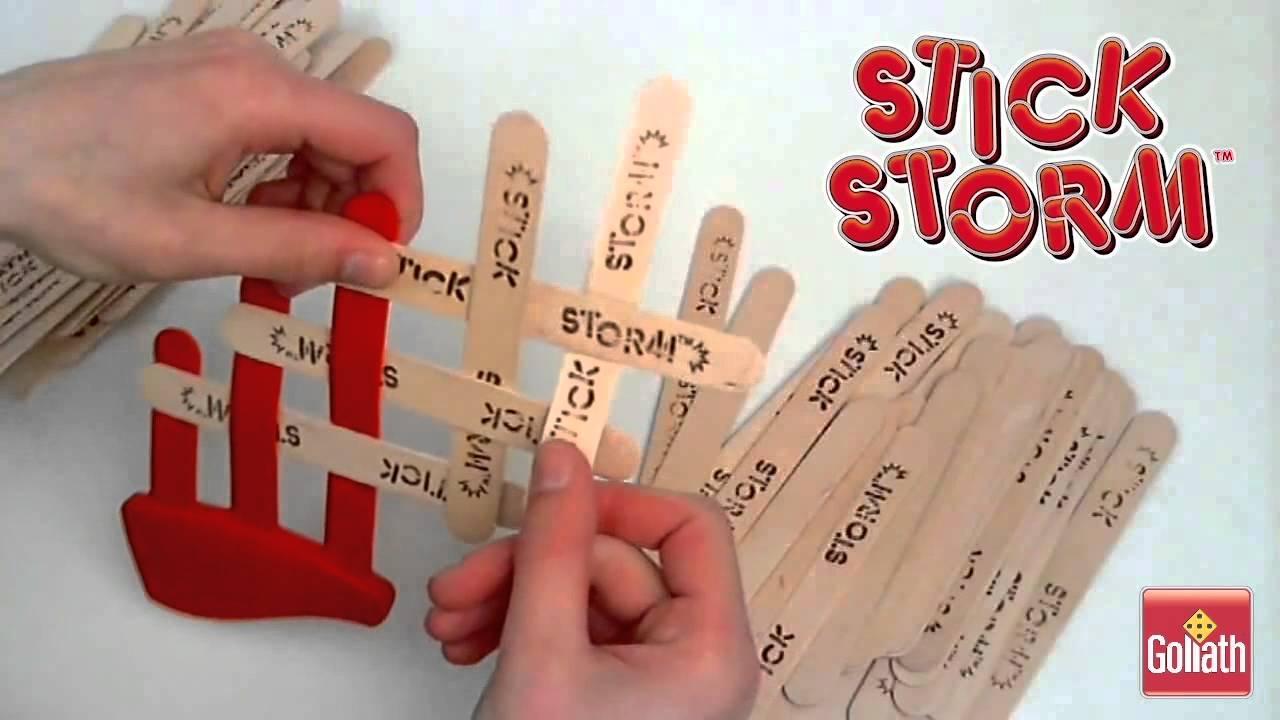 Stick Storm Tutorial: Starter Tool Close Up - YouTube