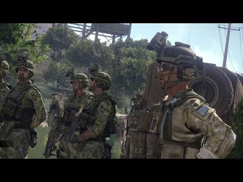 Arma III - Bootcamp Update Trailer