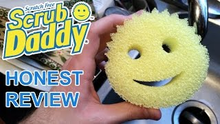 Scrub Daddy Sponge Official Review