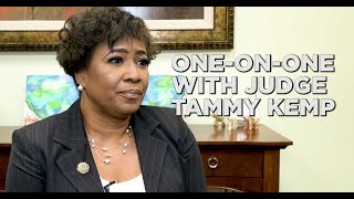 Judge Tammy Kemp on Amber Guyger, Brandt Jean, the hugs