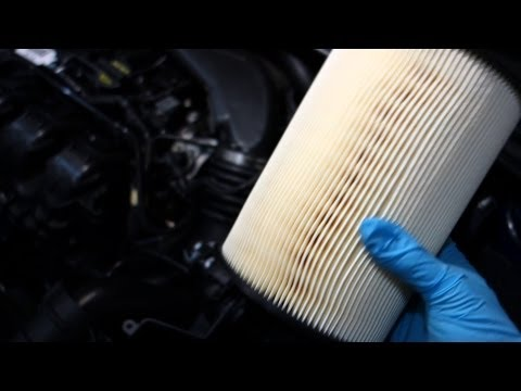 How To Replace Ford Focus Radial Engine Air Filter