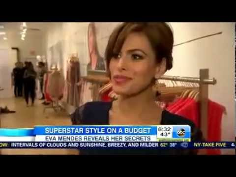 Eva Mendes Collection for NY&Co. - GMA