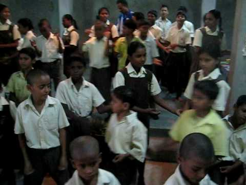 Chorti Chorti Chiria By Lord Jesus Ministry's Youth Choir Kolkata, India video
