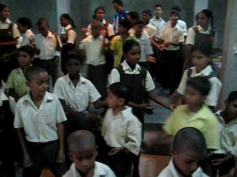 Chorti Chorti Chiria By Lord Jesus Ministry's Youth Choir Kolkata, India video