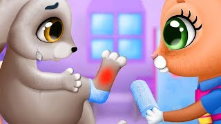 Fun Pet Care Kids Games - Kitty Meow Meow City Heroes - Save The Pet Animals