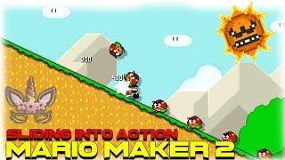 Bring me more Super Mario Maker 2 Viewer Levels - I'm Addicted!