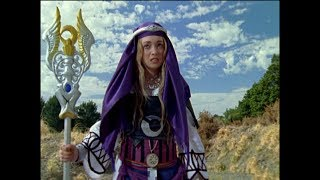 Power Rangers Mystic Force - The Gatekeeper - Koragg vs Gatekeeper (Episode 11)