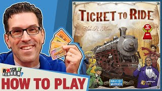 Ticket to Ride - How To Play