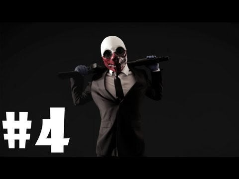 Играем в Payday: The Heist - Серия 4 (Мост)