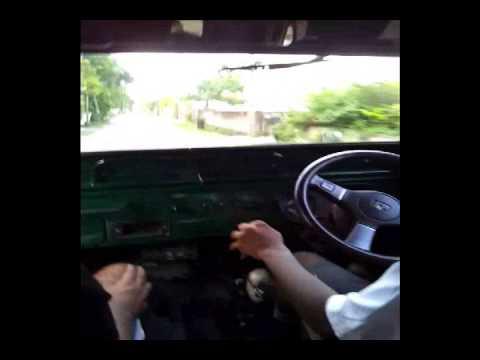 Navin Ks 1st Jeep Drive