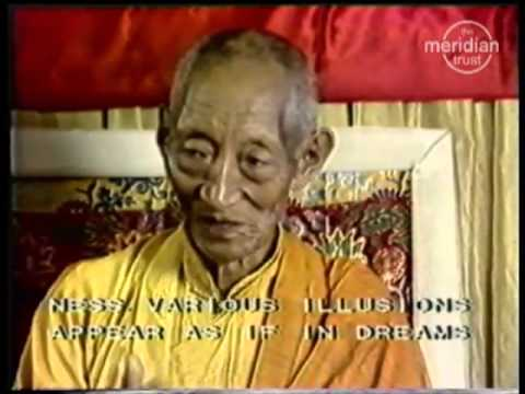 Open the Vaults - Clip of Ven. Kalu Rinpoche 'Bardo'