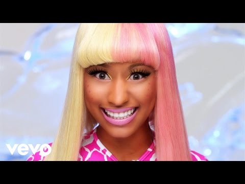 Nicki Minaj - Super Bass Music Videos