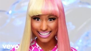 Watch Nicki Minaj Super Bass video