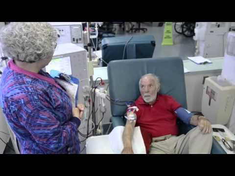 Dialysis Patients Speak Preventing Infections 2012 video
