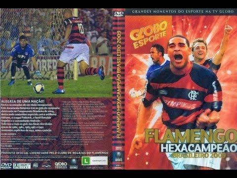 Flamengo - Hexacampeão Brasileiro 2009