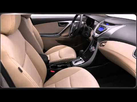 2013 Hyundai Elantra Video