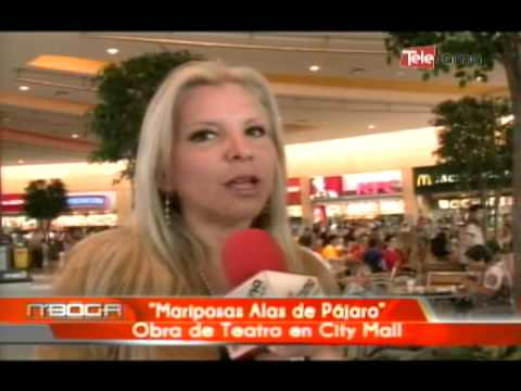 Mariposas Las de Pájaro Obra de Teatro en City Mall