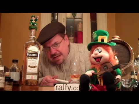 whisky review 120 - Bushmills Original