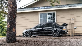 The Truth About The Evo 8