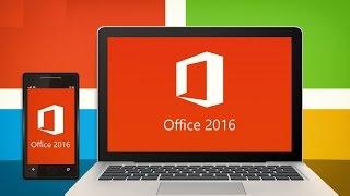 Descargar e Instalar Office Professional Plus 2016 + [Visio y Project]