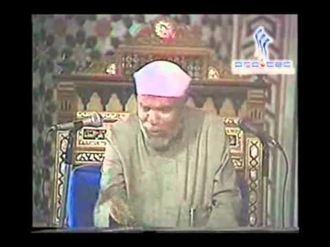 01- تفسير سورة  الأنبياء- الآية ( 1 -- 13 )  -  الشعراوي