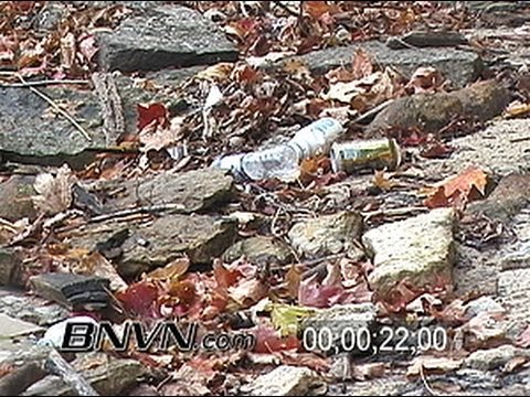 9/28/2003 Mississippi River Pollution Footage