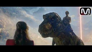 Iron Sky The Coming Race Teaser TRAILER 2015 Nazis Dinosaurs Movie HD