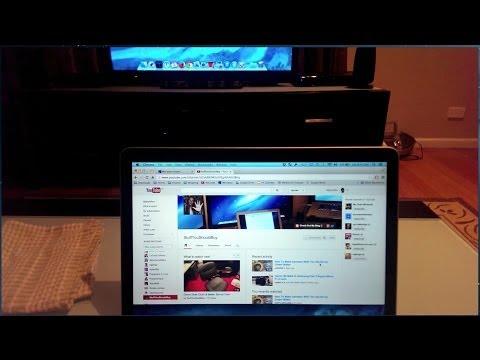 Run Multiple Displays Wireless With Apple's OS X Mavericks