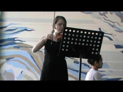 Дворжак Антонин - КОНЦЕРТ ЛЯ-МИНОР ДЛЯ СКРИПКИ С ОРКЕСТРОМ, op.53 (переложение для скрипки и фортепиано) Клавир