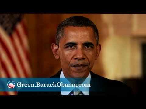 President Obama Celebrates Earth Day - Join Environmentalists for Obama