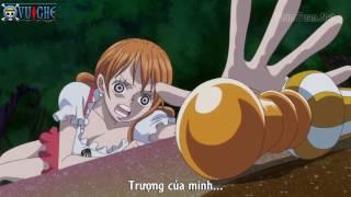 One Piece- Nami suýt bị hấp trong rừng cám dỗ