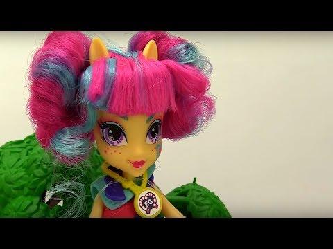 Девочки из Эквестрии (ЭКВЕСТРИЯ ГЕРЛЗ)! Девочки пони спасают Рарити. Куклы пони: ПОХИЩЕНИЕ!