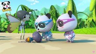 行軍螞蟻迷路了 | 奇妙救援隊 | 系列兒童卡通動畫 | 動畫片 | 卡通片 | 寶寶巴士 | 奇奇 | 妙妙