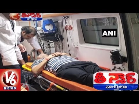 AAP Leader Manish Sisodia Shifted To Hospital After Hunger Strike At Delhi L-G's Office | Teenmaar