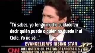 Cristianidad Sin Cristo: Entrevista a Joel Osteen por Larry King - Segmento 2