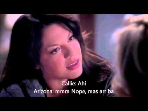 Callie And Arizona 2013 Callie y Arizona ¨sexy Night¨