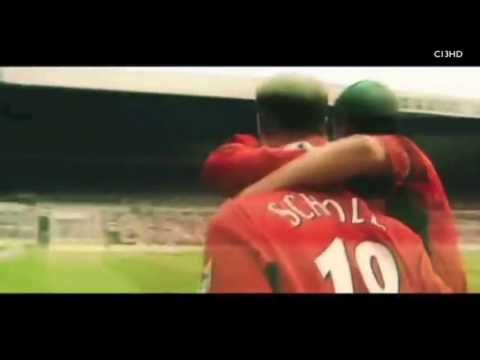 Paul Scholes - Tribute to a legend of Manchester