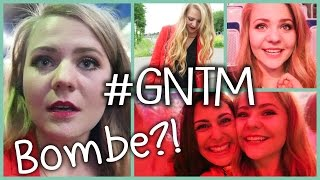 BOMBENDROHUNG beim GNTM FINALE?! | Vlog